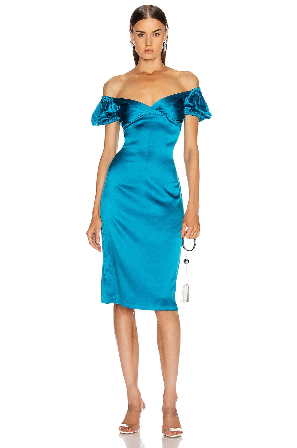 Image 1 of Alexis Cadiz Dress in Capri Blue