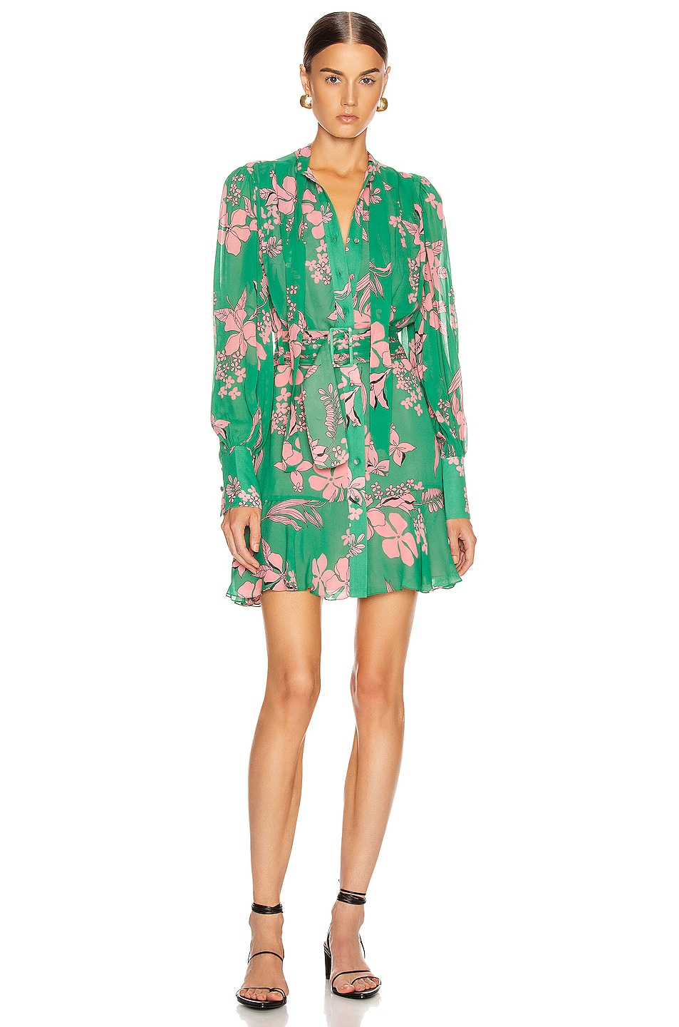 Image 1 of Alexis Tisdale Dress in Island Floral