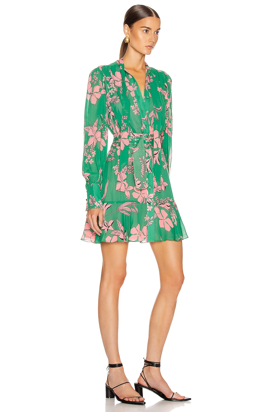 Image 3 of Alexis Tisdale Dress in Island Floral