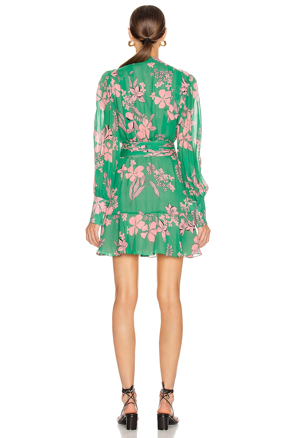 Image 4 of Alexis Tisdale Dress in Island Floral