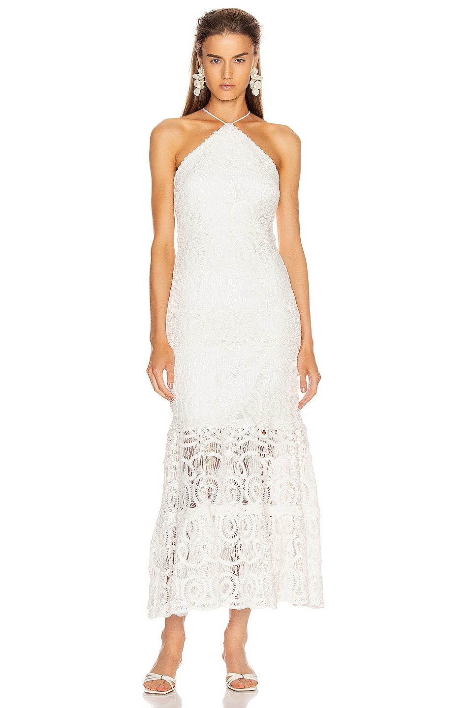 Image 1 of Alexis Yvonna Dress in White