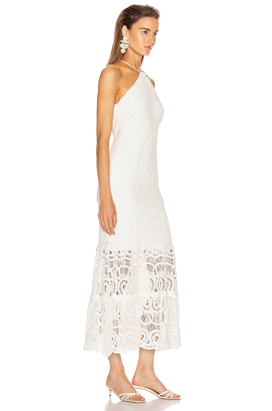 Image 2 of Alexis Yvonna Dress in White