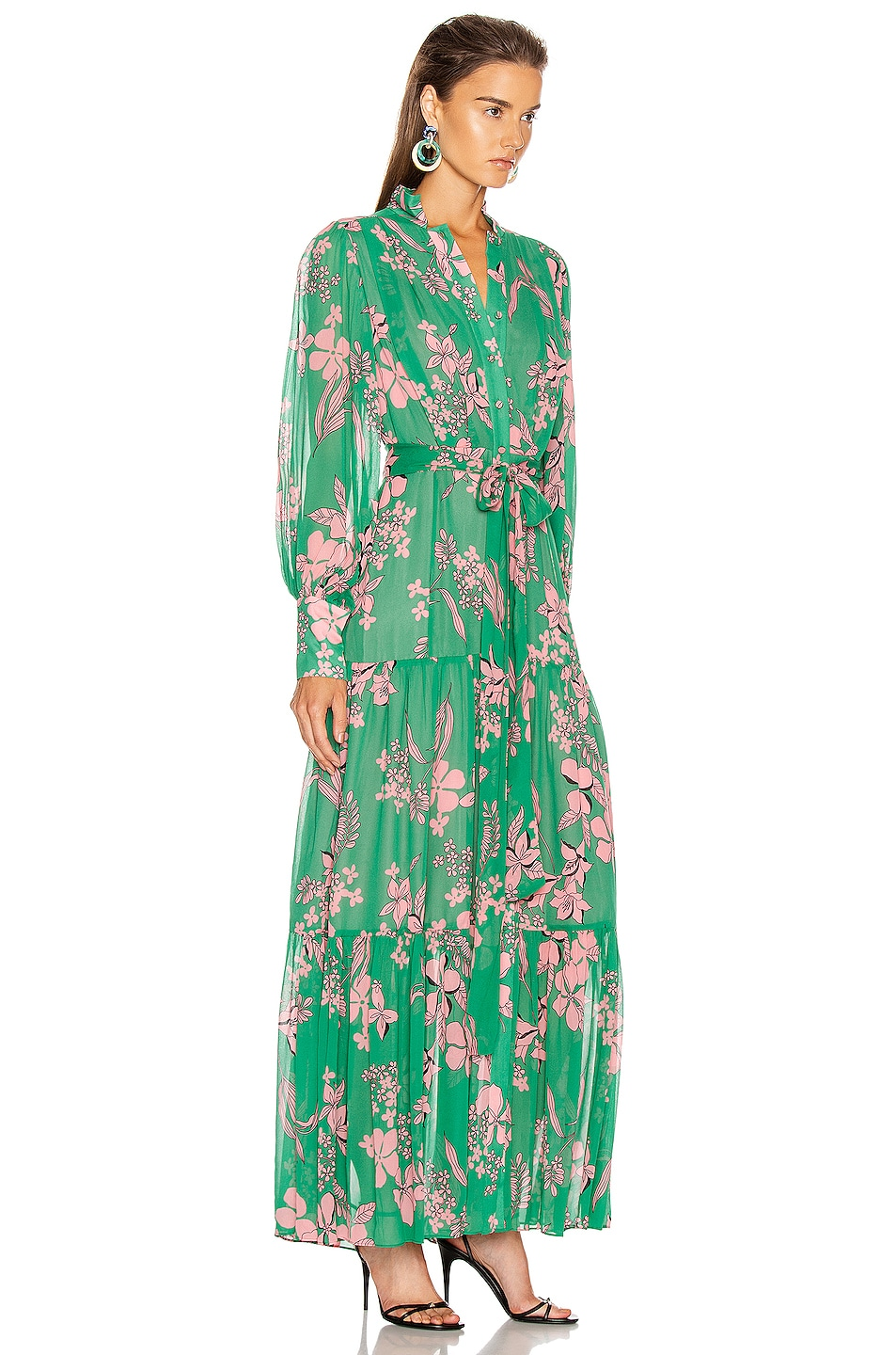 Image 2 of Alexis Rhoda Dress in Island Floral