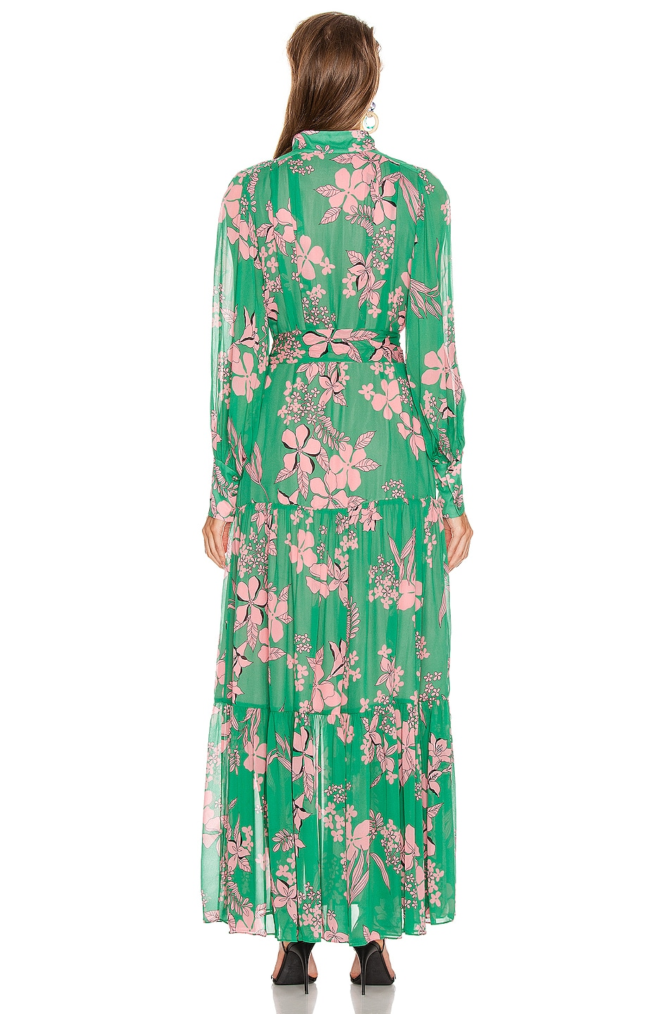 Image 3 of Alexis Rhoda Dress in Island Floral