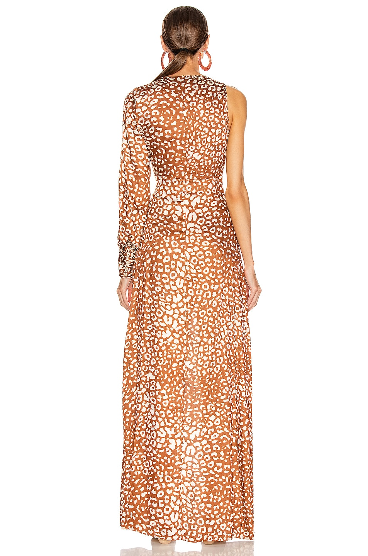 Image 4 of Alexis Kasadee Dress in Sienna Leopard