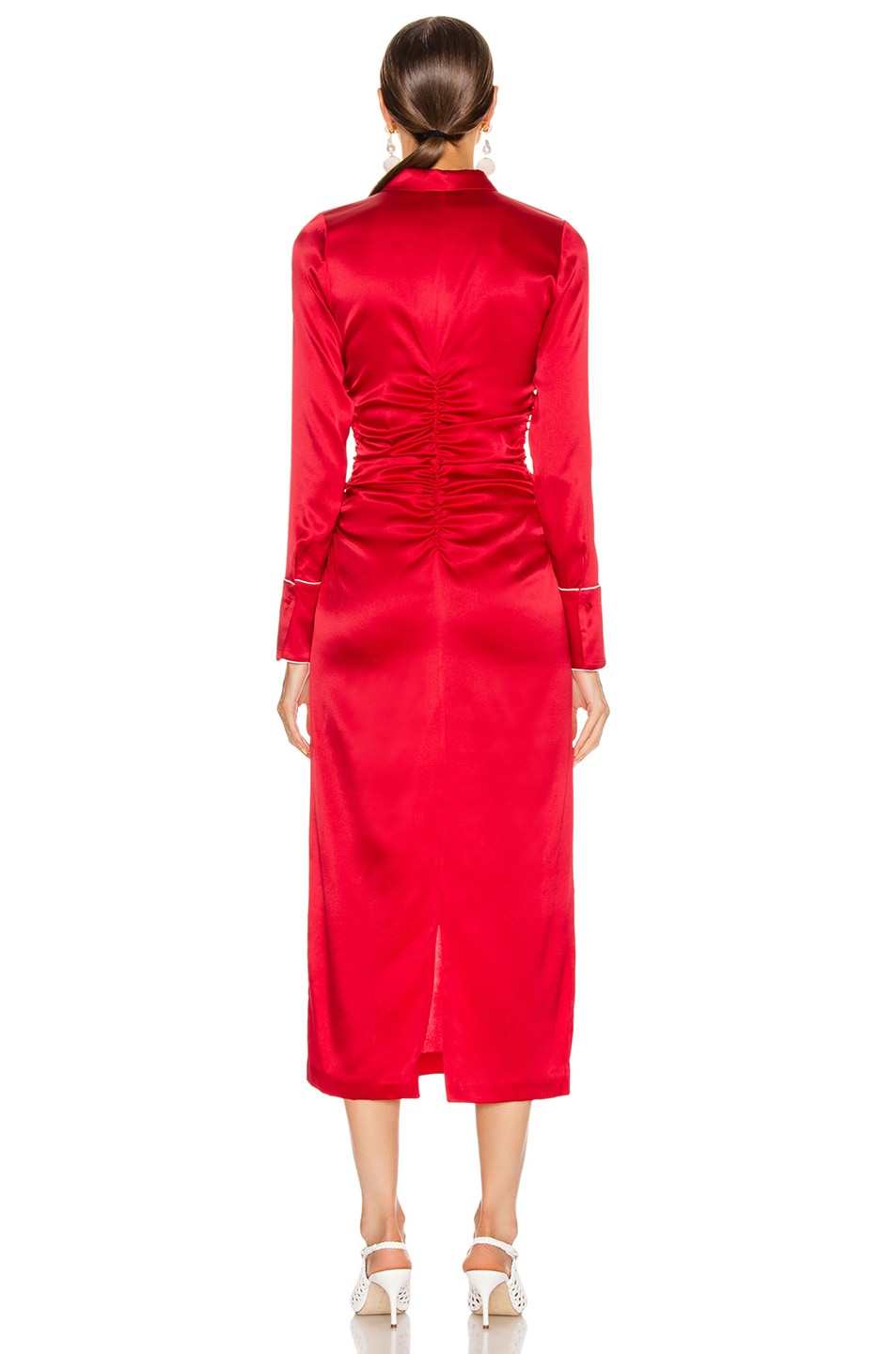 Image 3 of Alexis Candace Dress in Red