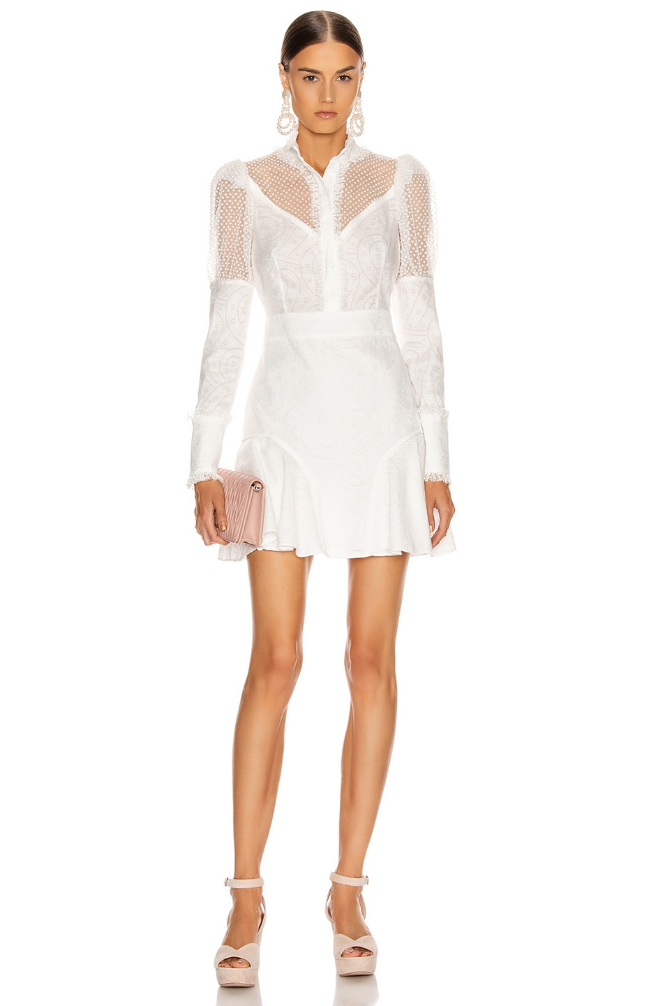 Image 1 of Alexis Madilyn Dress in White