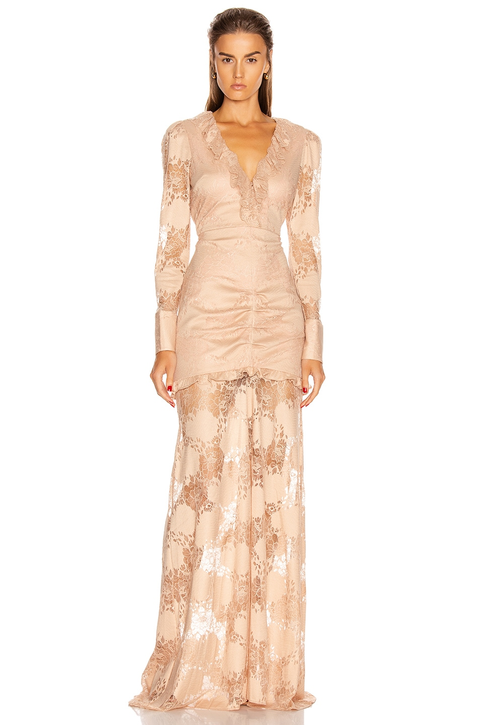 Image 1 of Alexis Lucasta Dress in Sand