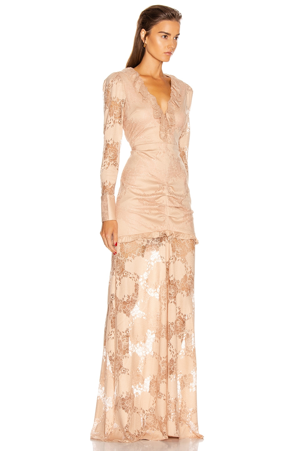 Image 2 of Alexis Lucasta Dress in Sand
