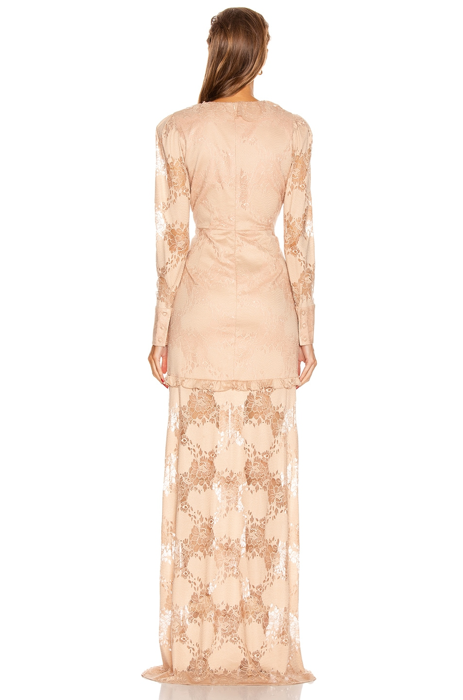 Image 3 of Alexis Lucasta Dress in Sand