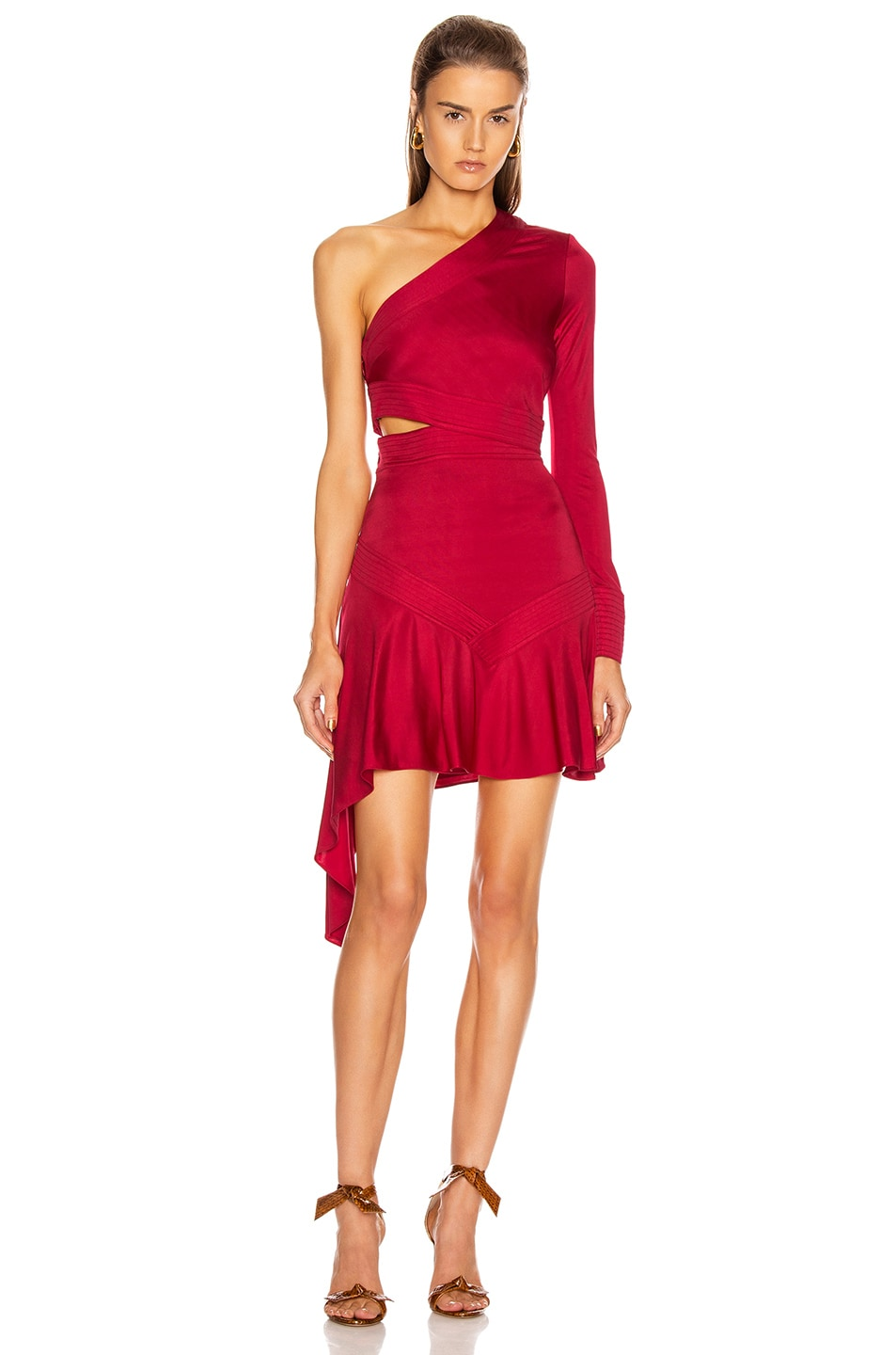 Image 1 of Alexis Rocca Dress in Red