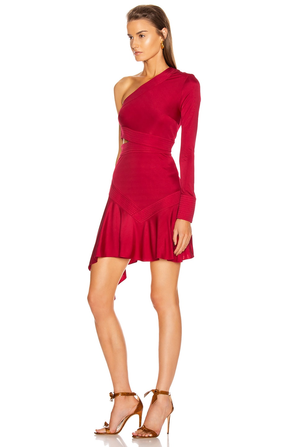 Image 3 of Alexis Rocca Dress in Red