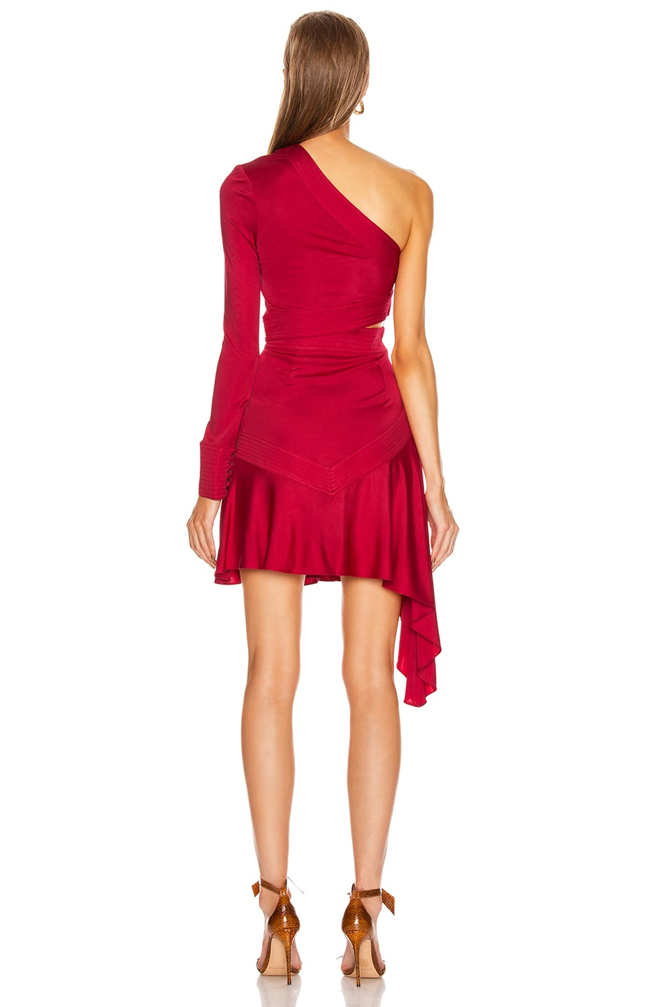 Image 4 of Alexis Rocca Dress in Red