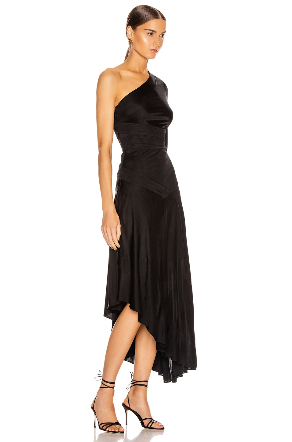Image 2 of Alexis Addison Dress in Black