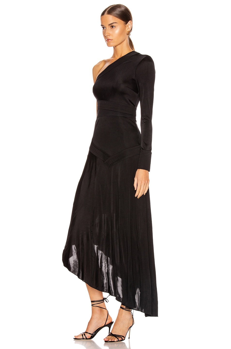 Image 3 of Alexis Addison Dress in Black