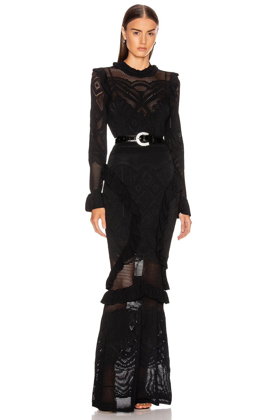 Image 1 of Alexis Ceecee Dress in Black