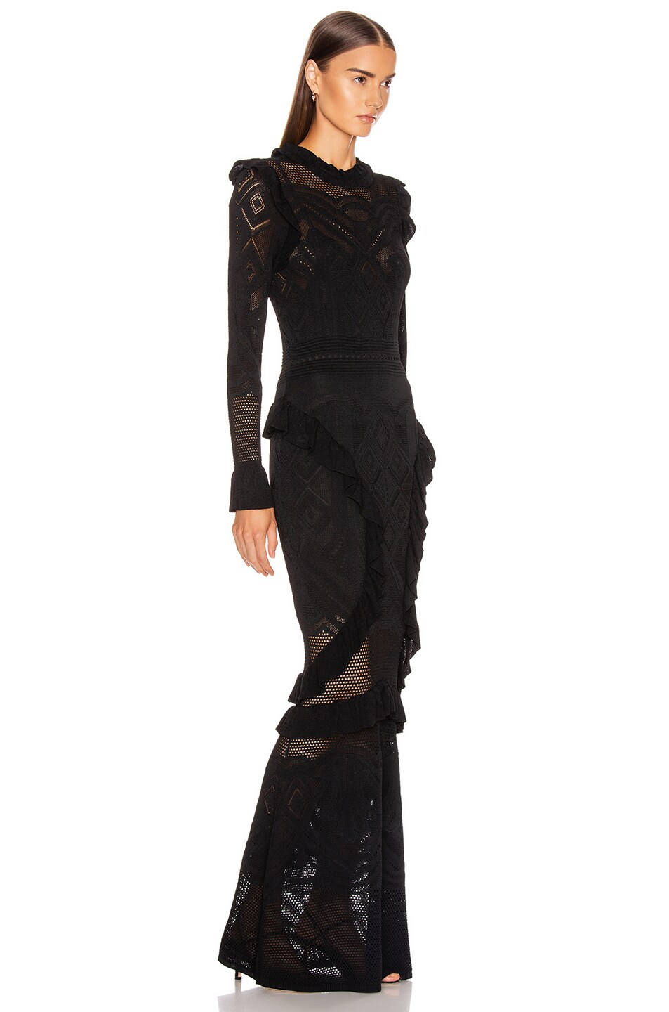 Image 2 of Alexis Ceecee Dress in Black