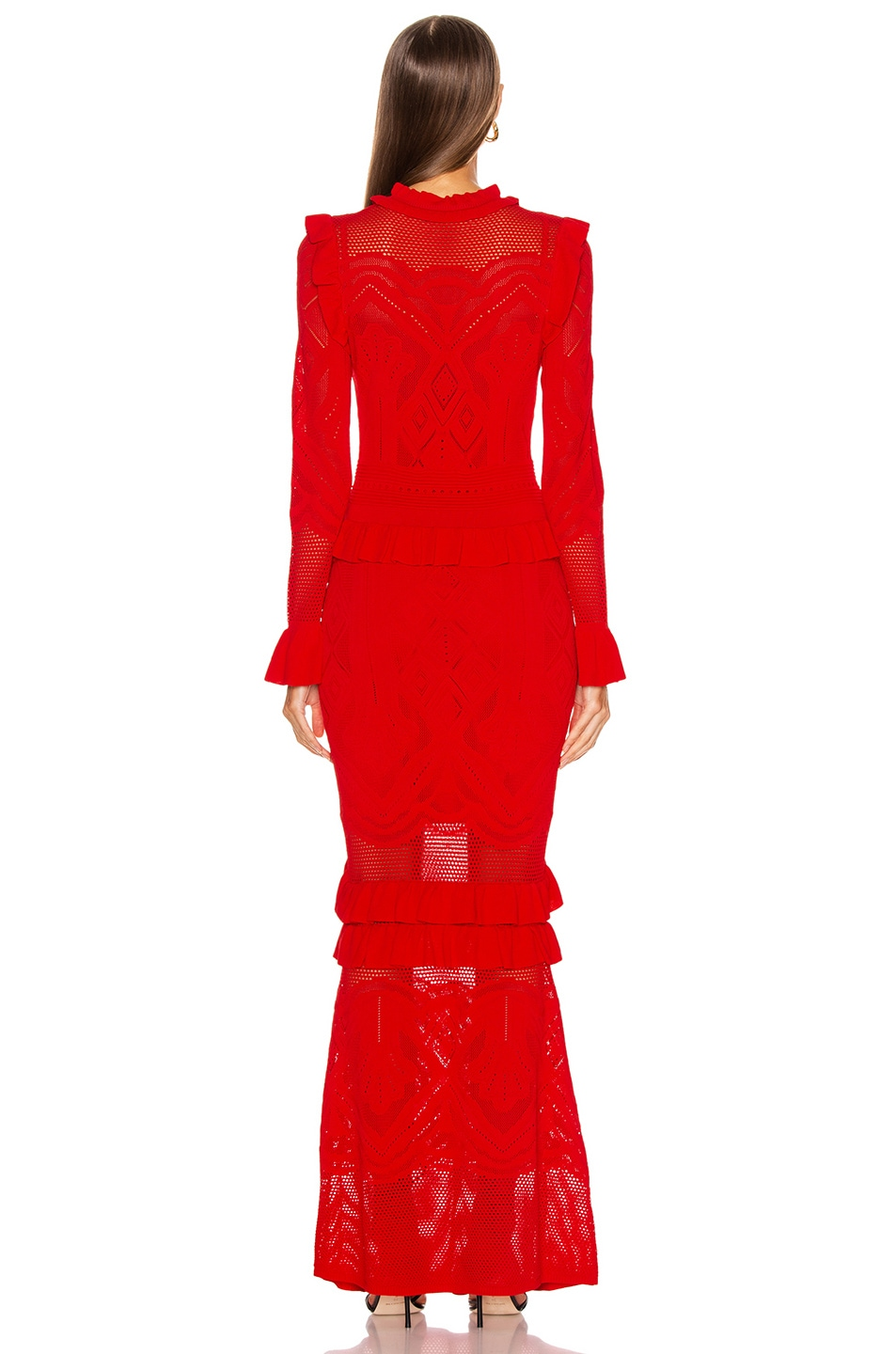 Image 3 of Alexis Ceecee Dress in Red