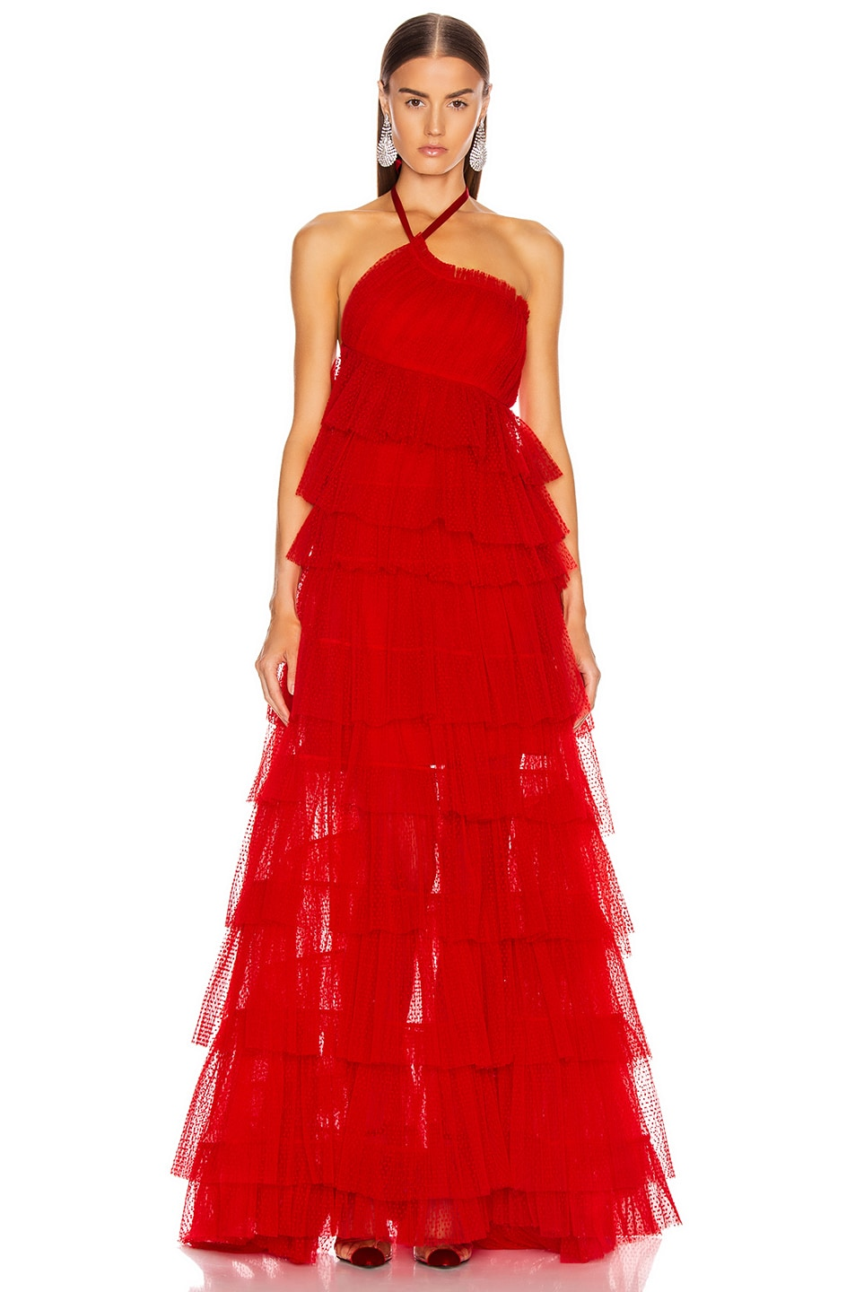 Image 1 of Alexis Justinia Dress in Cherry