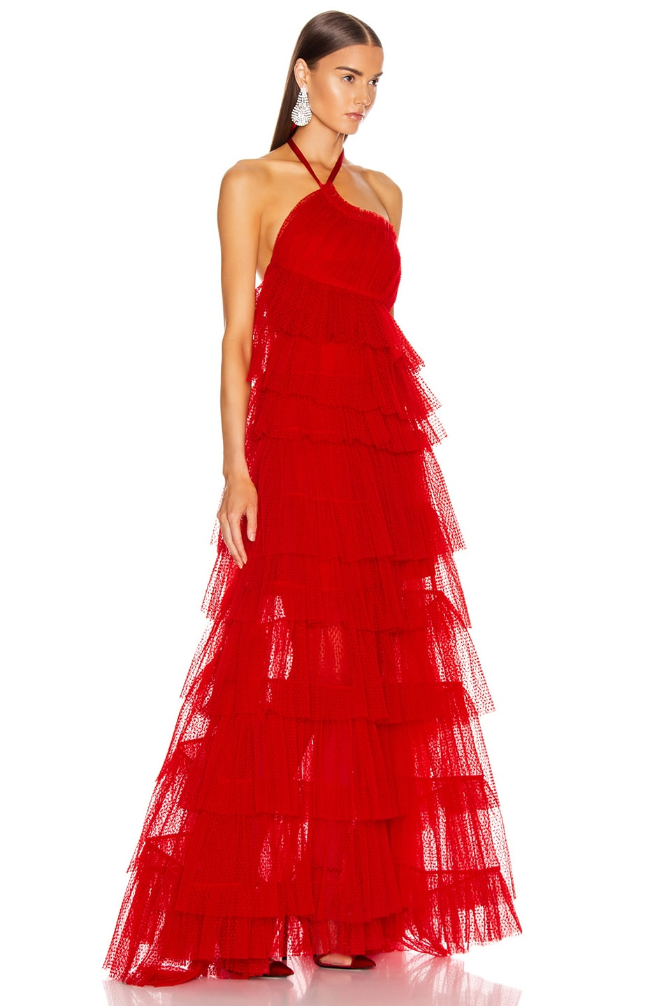 Image 2 of Alexis Justinia Dress in Cherry