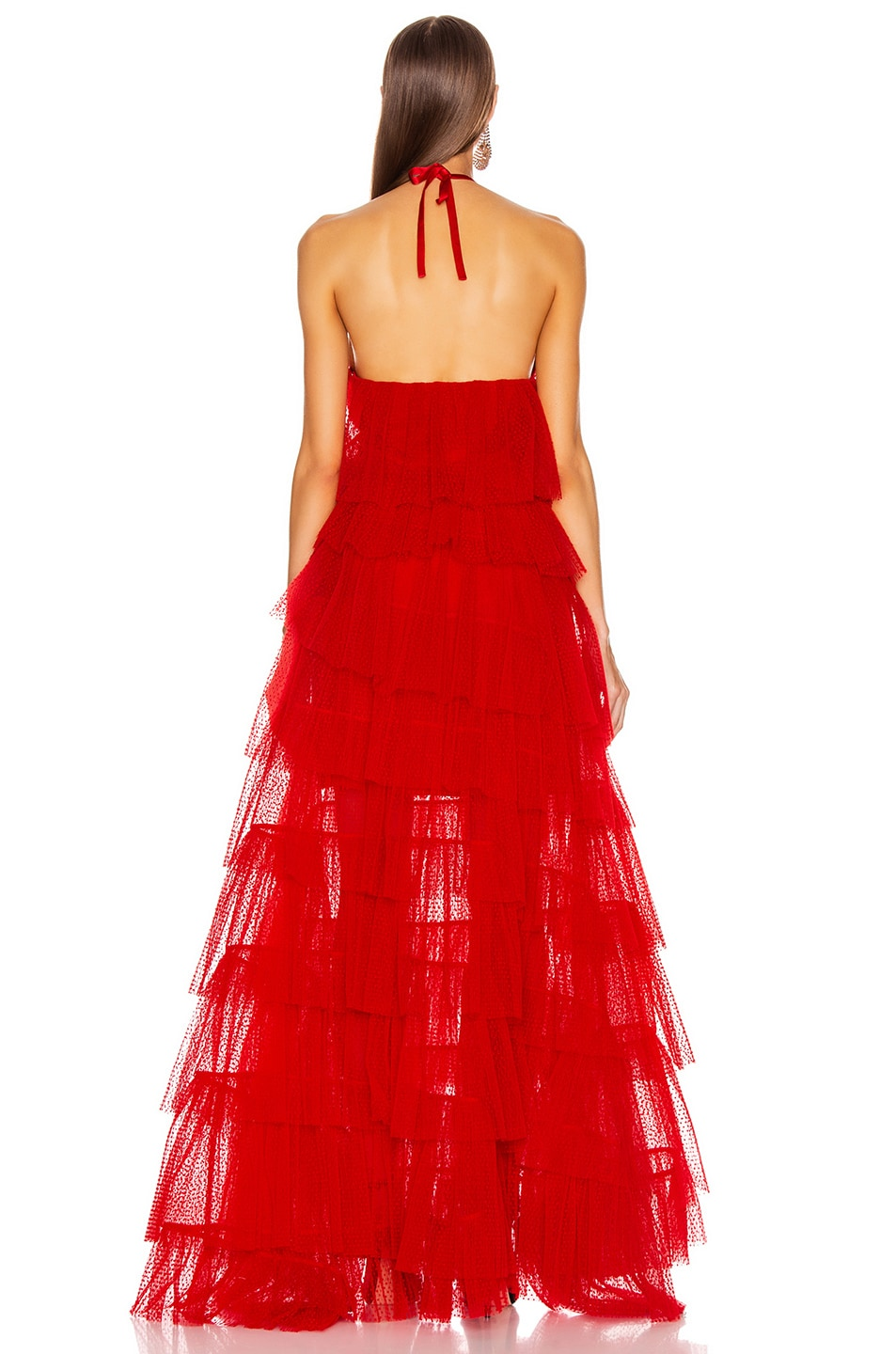 Image 4 of Alexis Justinia Dress in Cherry
