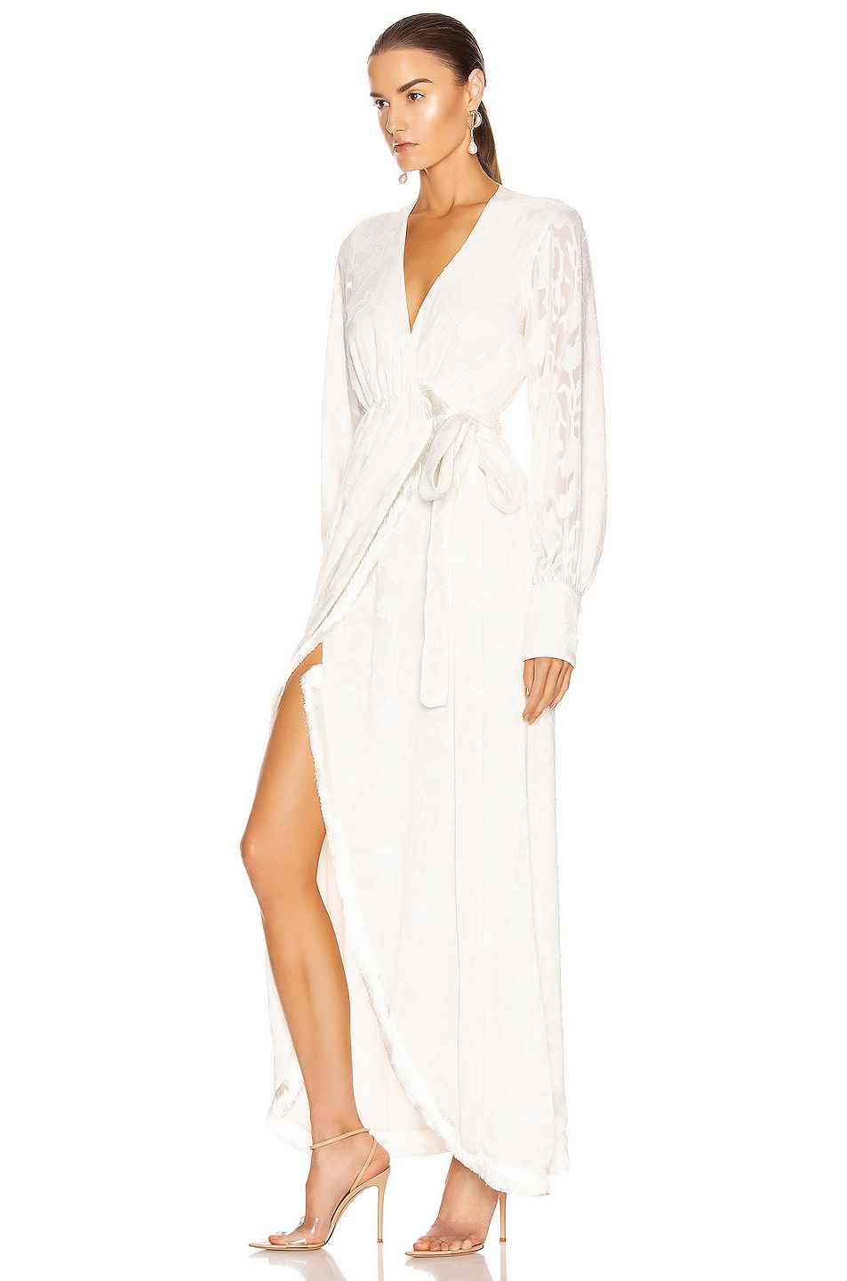 Image 3 of Alexis Antonella Dress in Ivory Floral