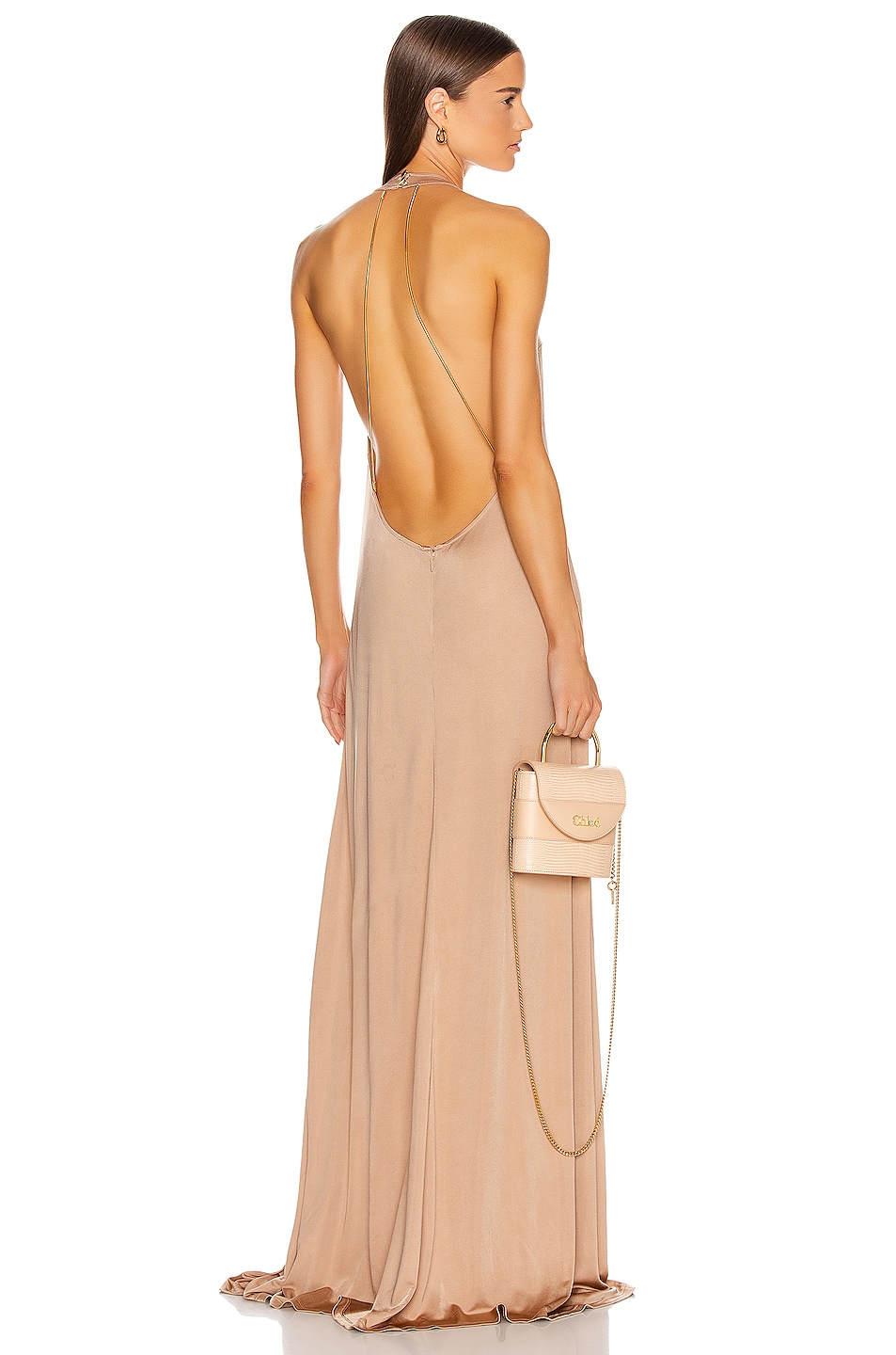 Image 1 of Alexis Xaverie Dress in Tan