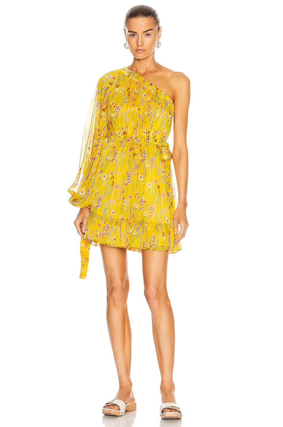 Image 1 of Alexis Edyta Dress in Sunrise Bouquet