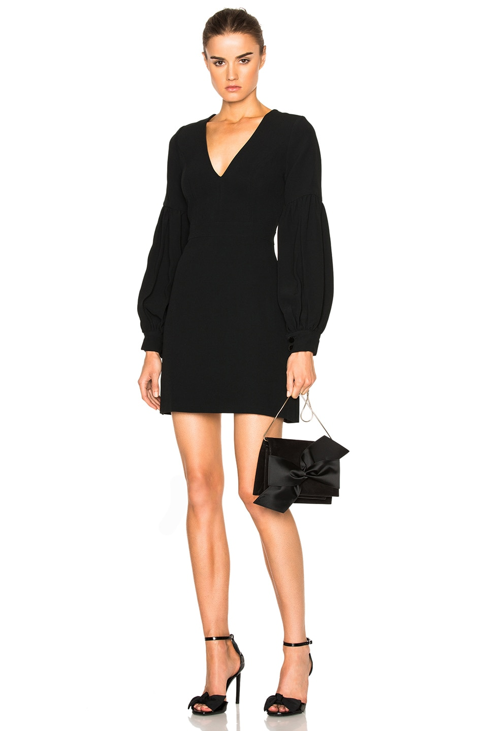 Image 1 of Alexis Ellena Dress in Black