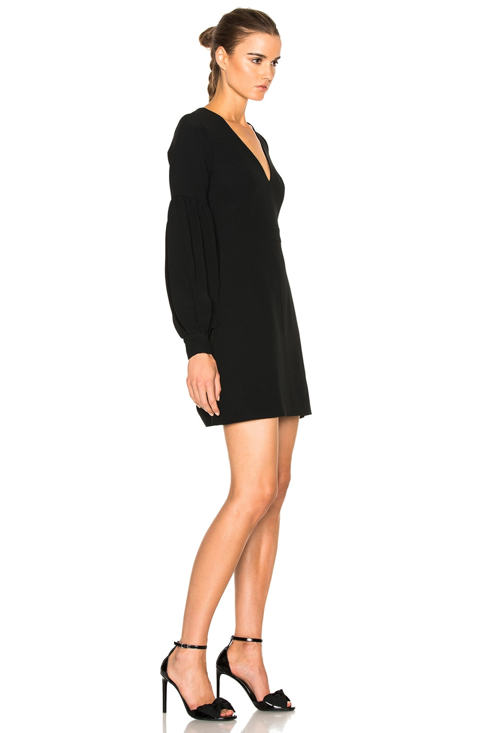 Image 3 of Alexis Ellena Dress in Black