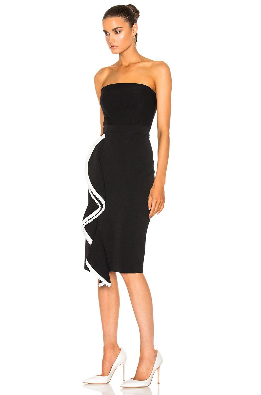 7510990ceedcf Image 2 of Alexis Peyton Dress in Black