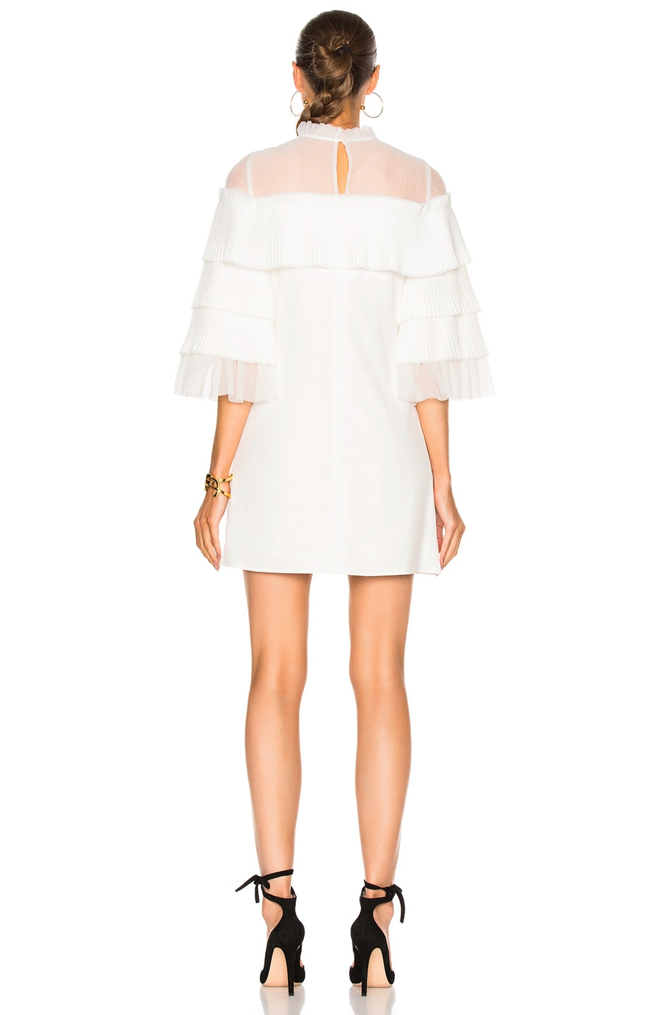 529e56791b24 Image 4 of Alexis Pierre Dress in Off White