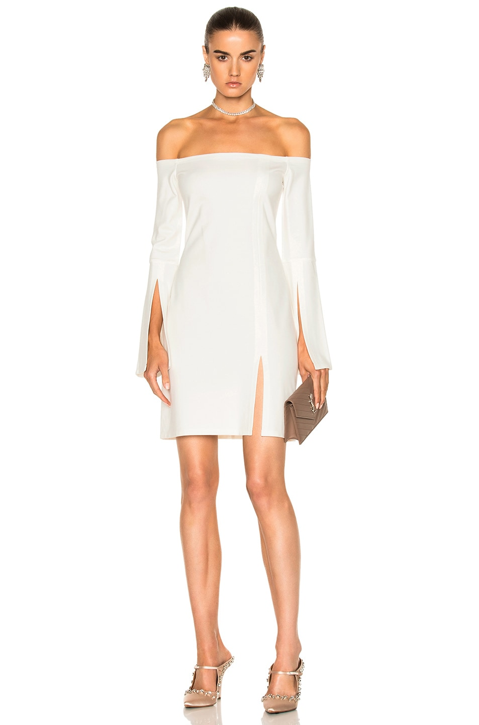 Image 1 of Alexis Sterre Dress in White