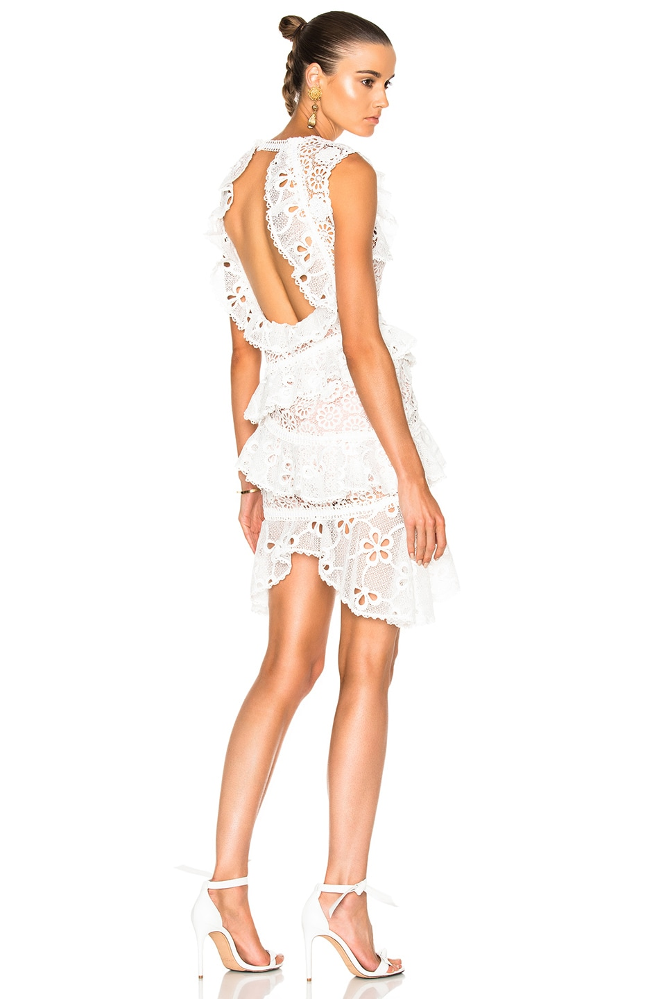 Image 1 of Alexis Arleigh Dress in White