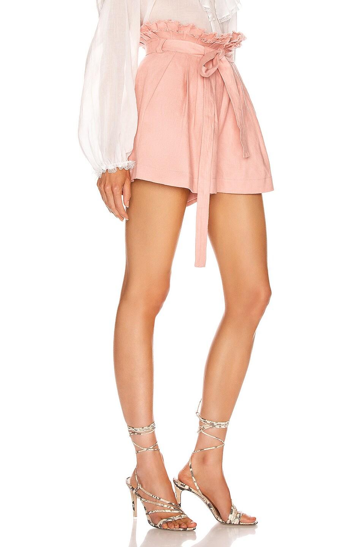 Image 2 of Alexis Jolan Shorts in Blush