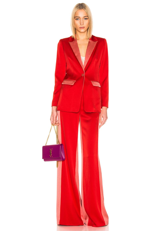 Image 5 of Alexis Nevra Blazer in Red