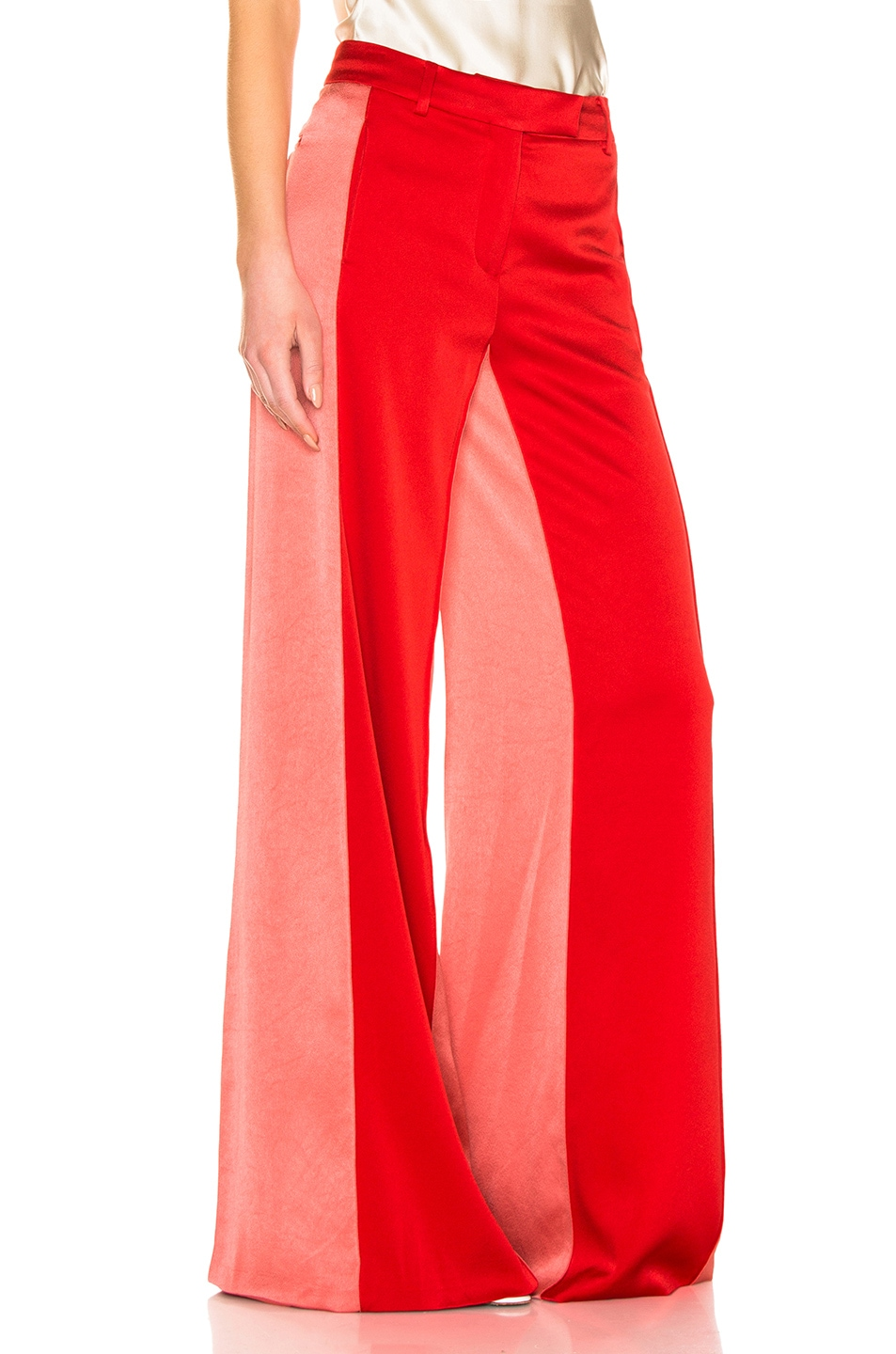 Image 3 of Alexis Flin Pant in Red