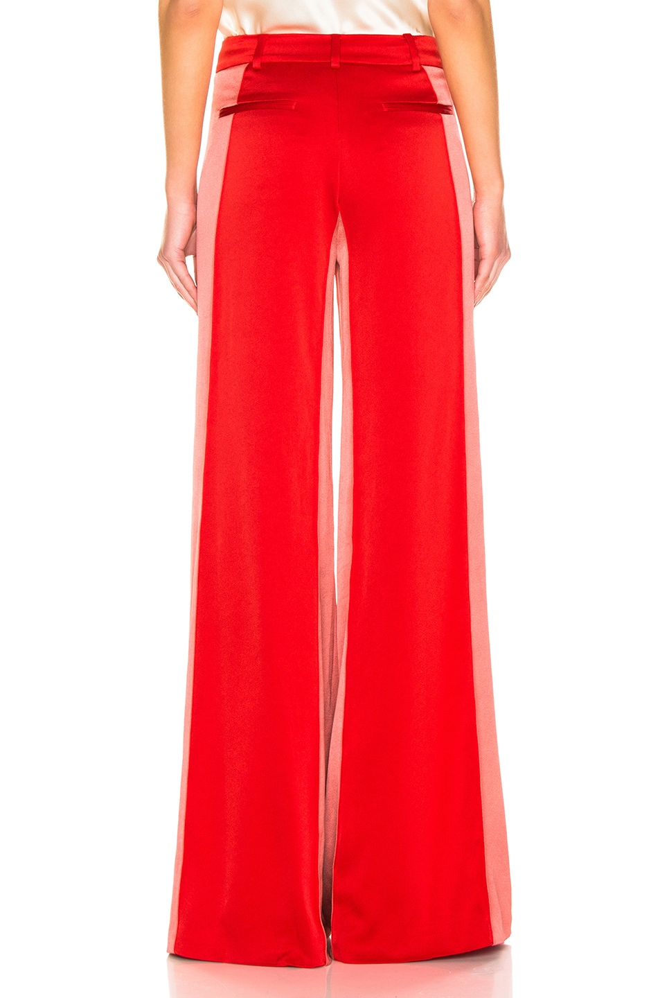 Image 4 of Alexis Flin Pant in Red