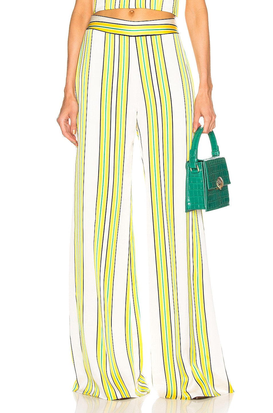 Image 1 of Alexis Tarik Pant in Tuscan Stripe