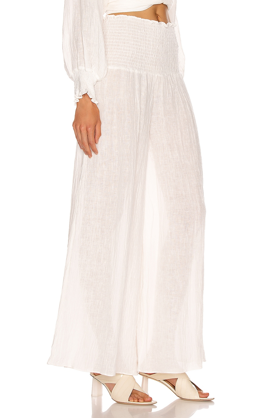 Image 2 of Alexis Taddeo Pant in Off White