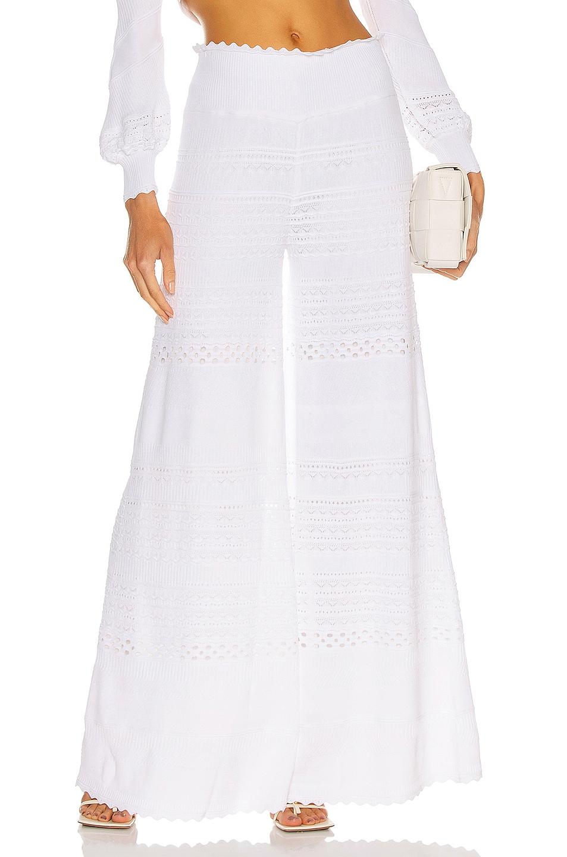 Image 1 of Alexis Haruko Pant in White