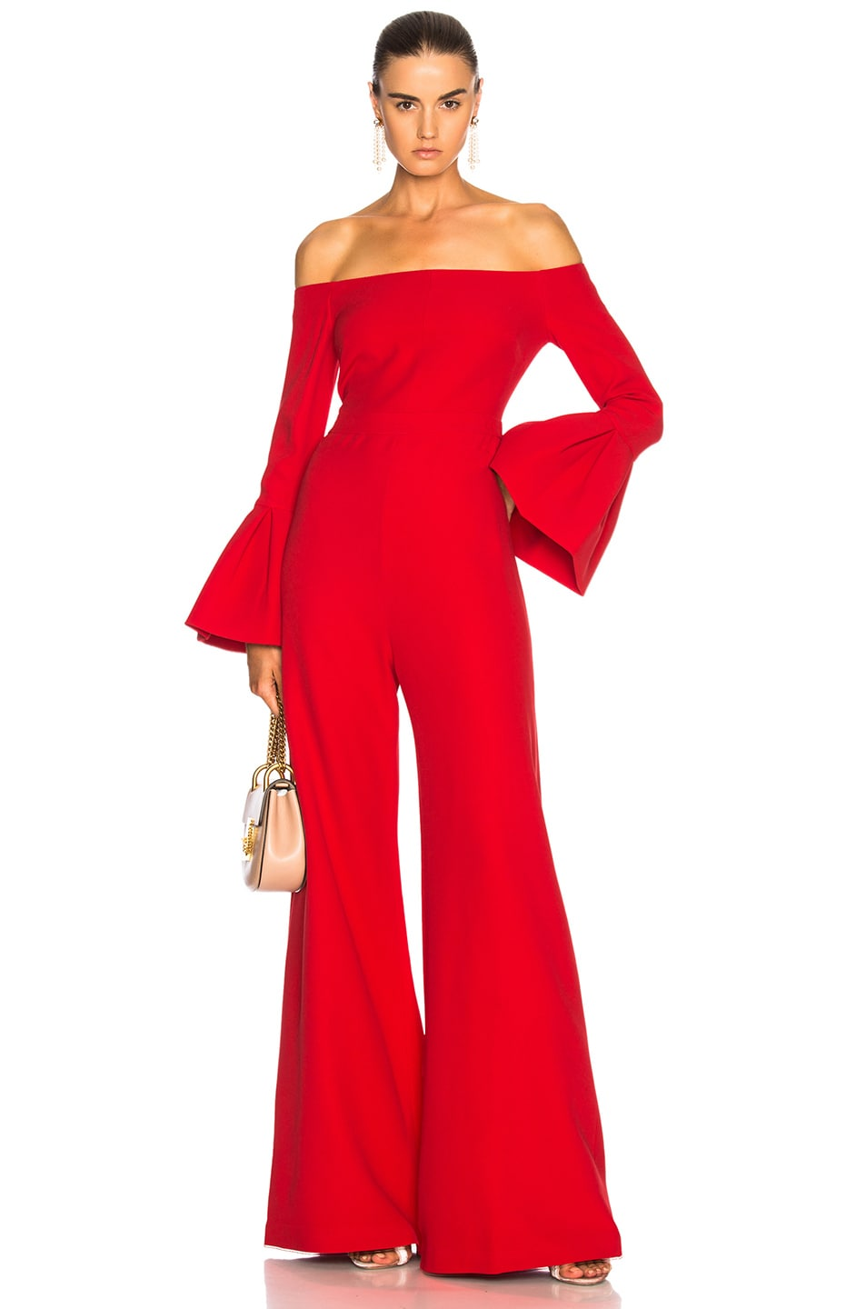 Image 1 of Alexis Astoria Jumpsuit in Red