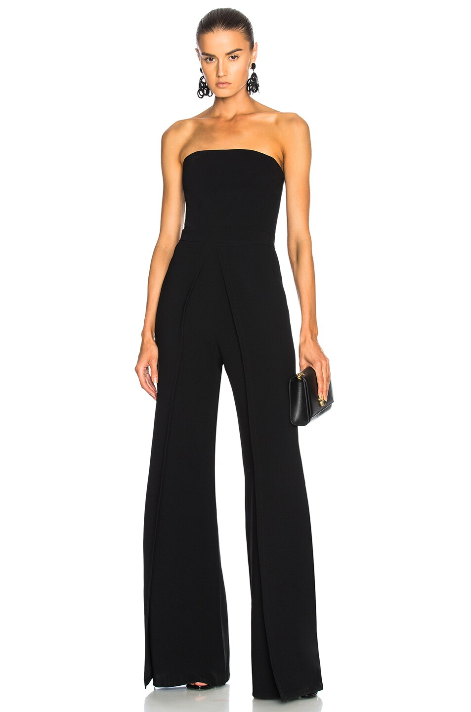 Image 1 of Alexis Carice Jumpsuit in Black