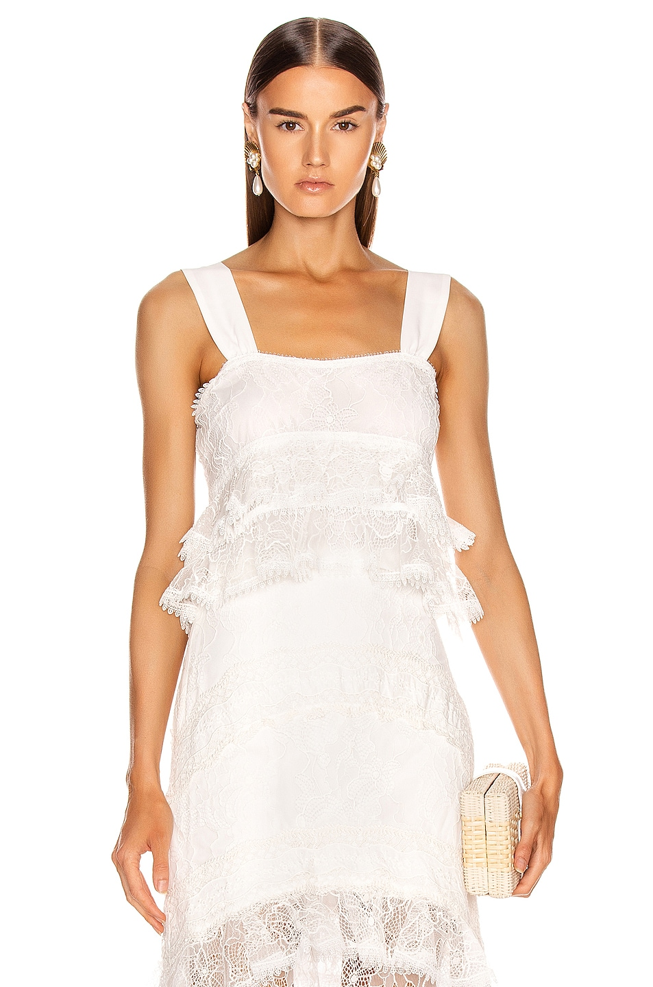 Image 1 of Alexis Hani Top in White