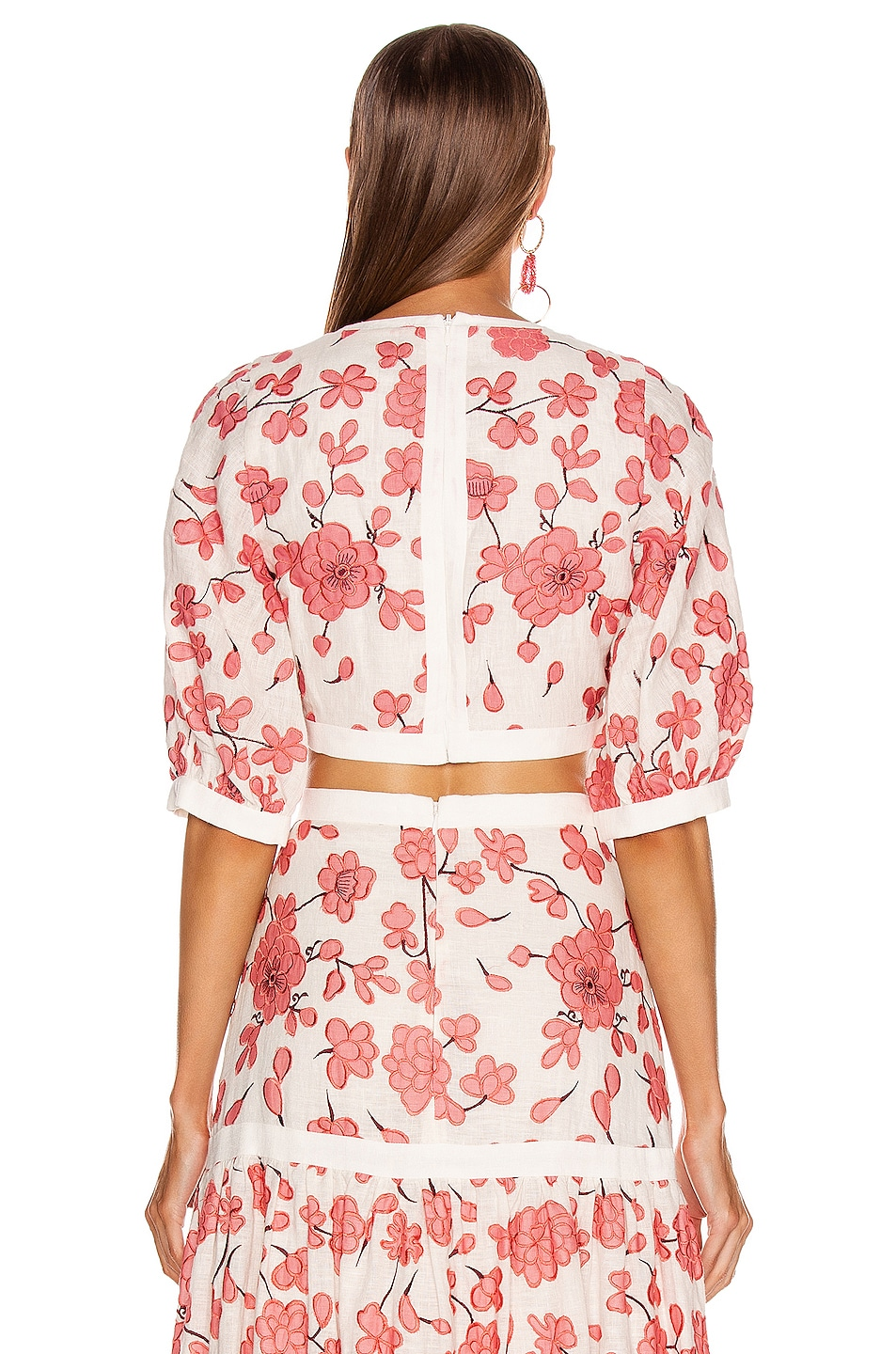 Image 3 of Alexis Jaska Top in Spring Blossom