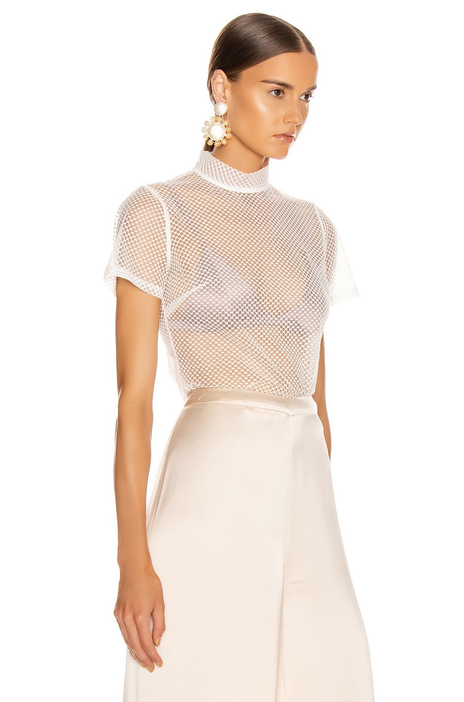 Image 2 of Alexis Wera Top in White