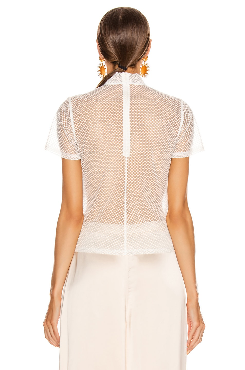 Image 3 of Alexis Wera Top in White