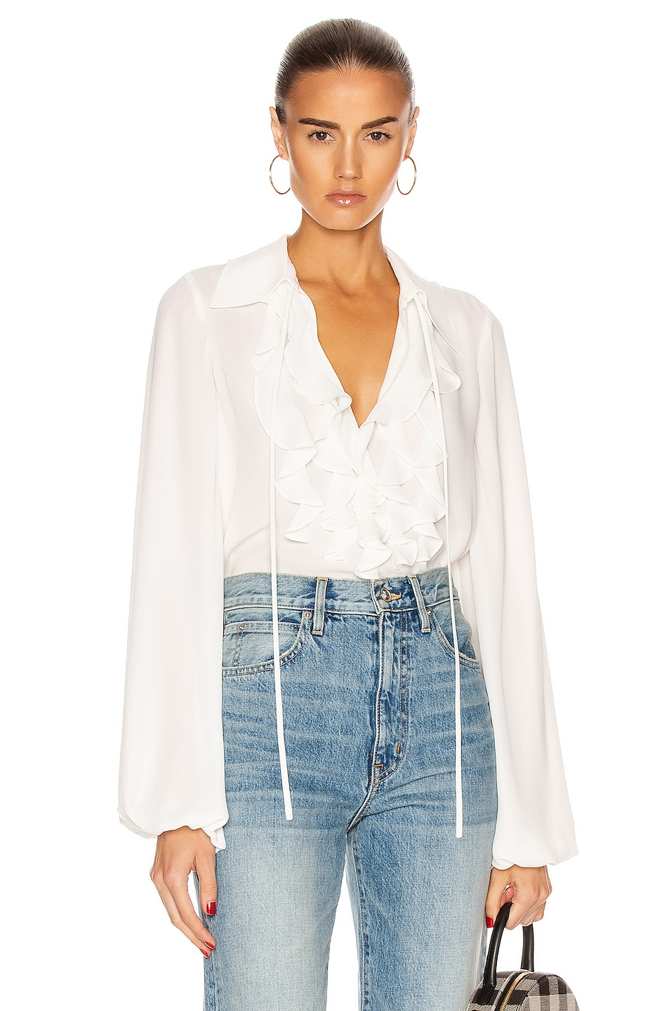Image 1 of Alexis Niseema Top in White