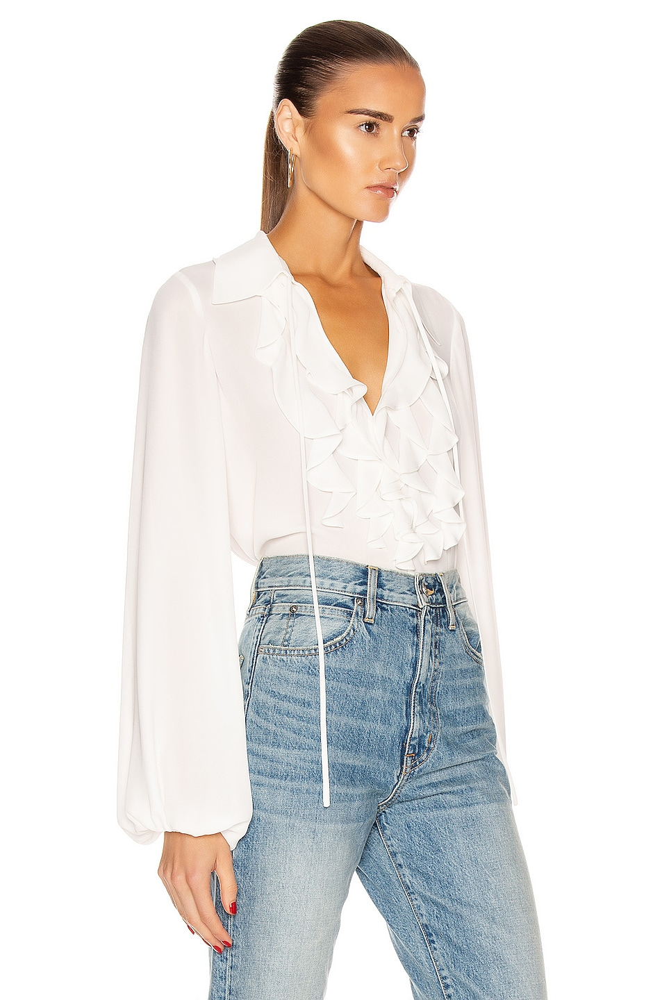 Image 2 of Alexis Niseema Top in White
