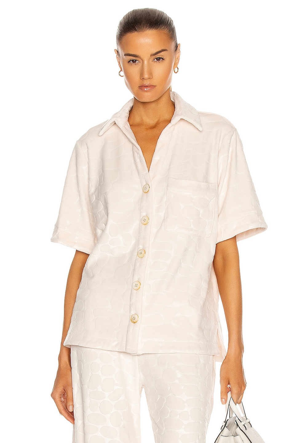 Image 1 of Alexis Cailey Top in White